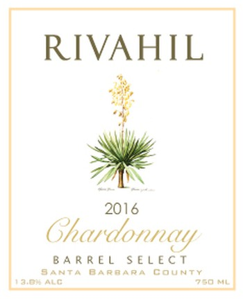 2016 Chardonnay  - Barrel Select Image