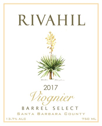 2017 Viognier - Barrel Select