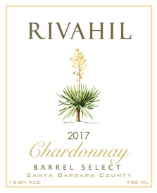 2017 Chardonnay  - Barrel Select Image