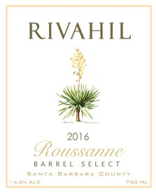 2016 Roussanne - Barrel Select