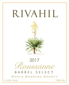 2017 Roussanne - Barrel Select