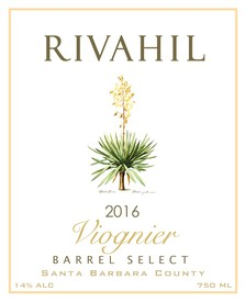 2016 Viognier - Barrel Select
